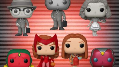 Photo of Funko Reveals Their Upcoming Wave Of WandaVision POP!