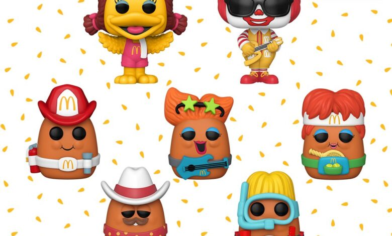 Photo of McDonald's Ad Icons Funko POP! Wave 2 Announced