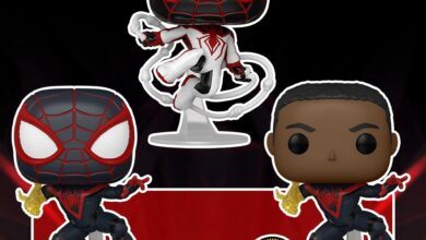 Photo of New Spider-Man Miles Morales GamerVerse Funko POP! Announced