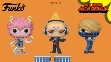 Photo of Present Mic Added To The Next Wave Of My Hero Academia Funko POP!