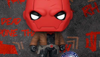 Photo of Pop In A Box Exclusive Red Hood Funko POP! Is Now Available For Pre-Order