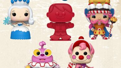 Photo of A Brand New Wave Of Retro Toys Funko POP! Announced (GI Joe, My Little Pony, Polly Pocket, & Candy Land)