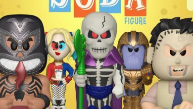 Photo of Funko Soda Figure Wave 9 Revealed (Marvel, Harley Quinn, My Hero Academia, & More)