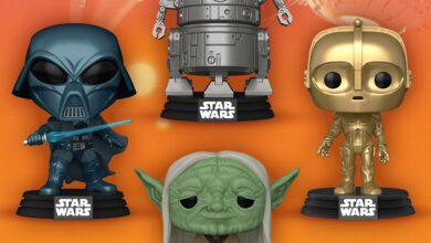 Photo of Funko Announces A Full Wave Of Star Wars Concept POP!