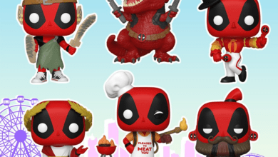 Photo of Funko Fair: Deadpool 30th Anniversary POP! & Mystery Minis