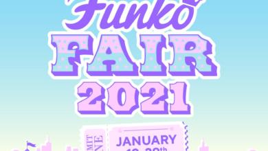 Photo of Funko Fair Starts Today