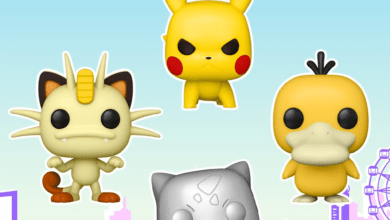 Photo of Funko Fair: Pokémon POP!