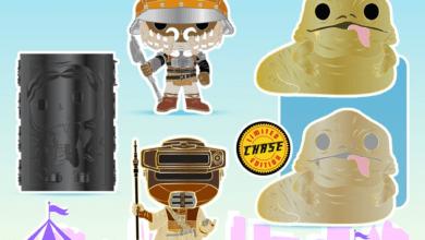 Photo of Funko Fair: Star Wars POP! Pins