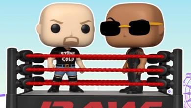 Photo of Funko Fair: WWE POP!