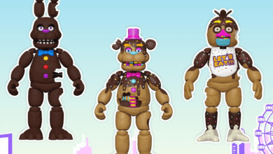 Photo of Funko Fair: Five Nights At Freddy's Action Figures & Plush