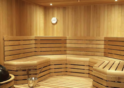 Custom-Cut Sauna 2