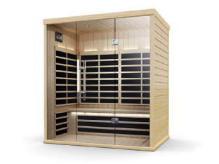 S825 Infrared Sauna Kit