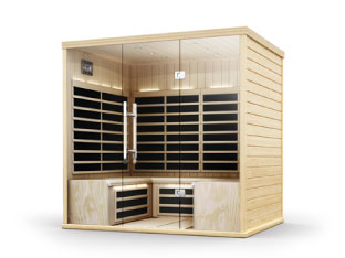 S840 Infrared Portable Sauna