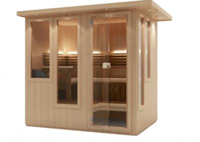 Mystique Series Sauna