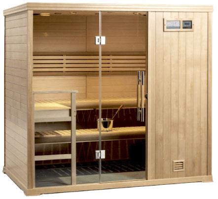 hallmark-1 Sauna
