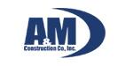 AM construction logo