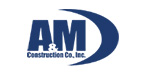AM construction logo
