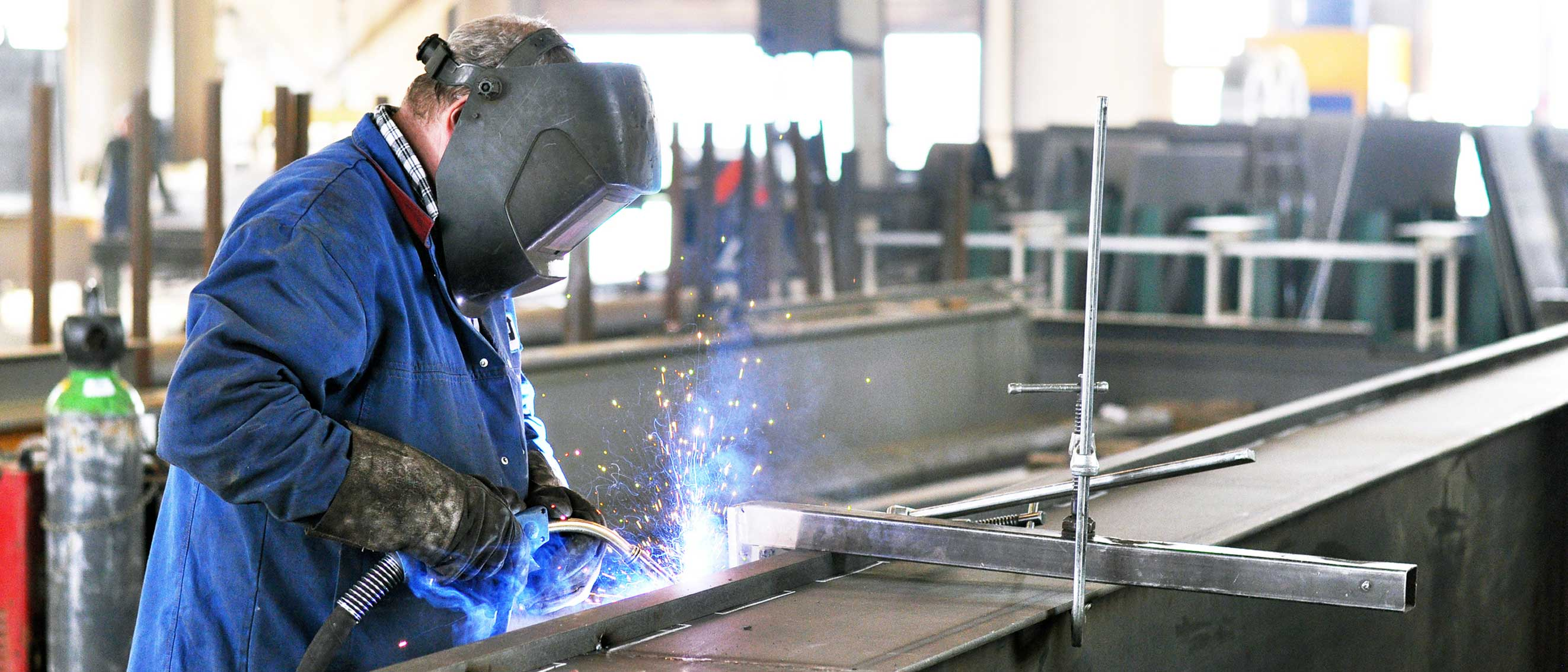 Food services welding by Emergency Machining Services in Gainsville, GA