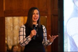 Sarah Alsager at FoodFluence