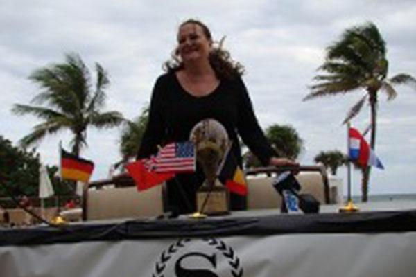 Deborah creating international events