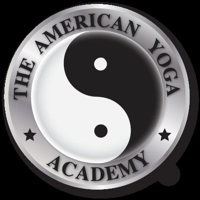 The American Yoga Academy logo