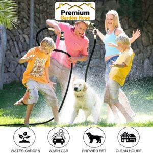 Premium Garden Hose – 25ft