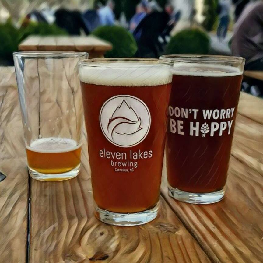eleven lakes brewery