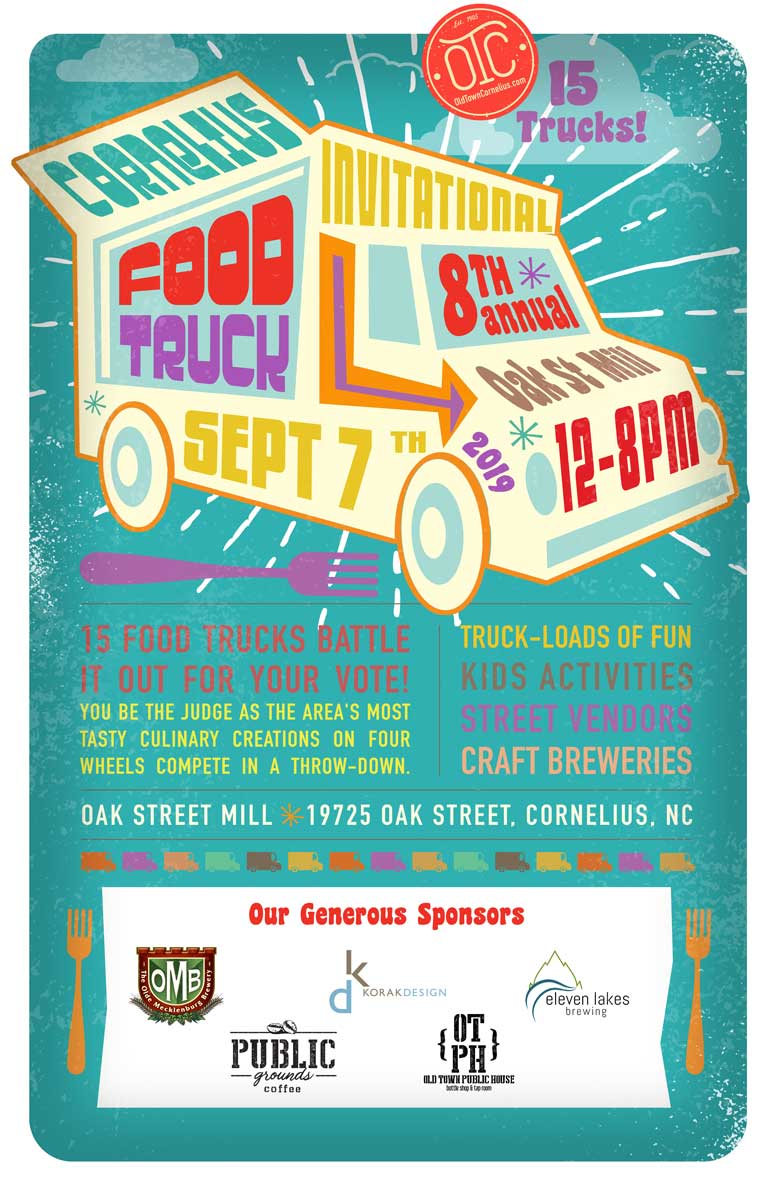Cornelius Food Truck Invitational
