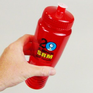 Promos like our Poly Clean Sport Bottle make great giveaways