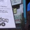 okemon GO Offer Outside Of Coffee House