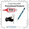 create value with promotional products