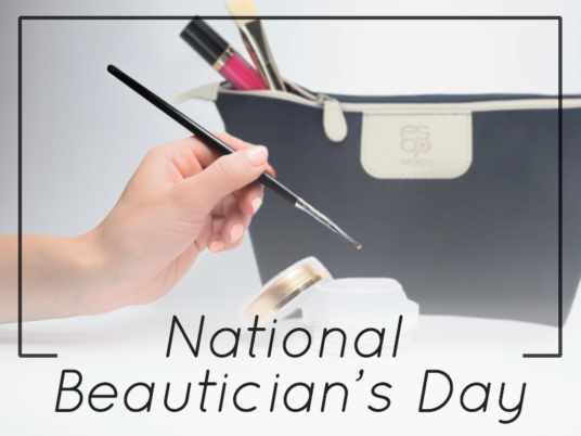 National Beautician's Day