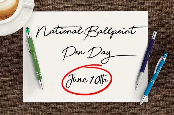 national ballpoint pen day