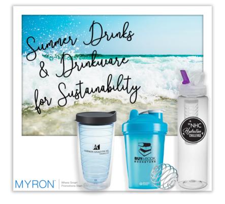 Sustainability Drinkware