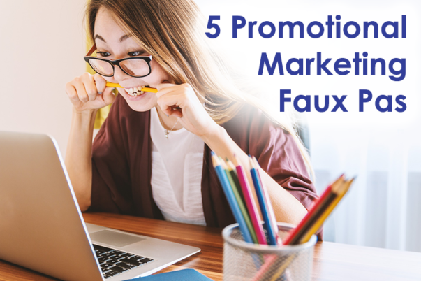 promotional marketing mistakes