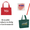 Reusable Products to Help the Environment(1)