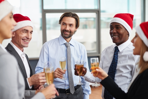 3 holiday celebrations around the Myron world