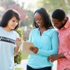 Encourage youth volunteering for National Youth Leadership month