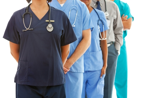 Focus on reducing stress, injuries during National Nursing Week