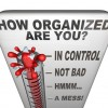 "Get prepared for ""Get Organized Week"""