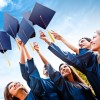 Offer promotional products to high school and college graduates