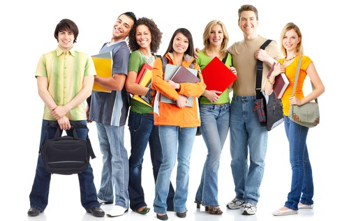 Reminding returning students of your business