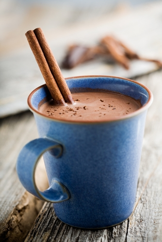Seasonal in-store cocoa events boost sales and spirits