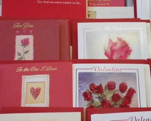 Send out a lot of promotional love on Valentine's Day