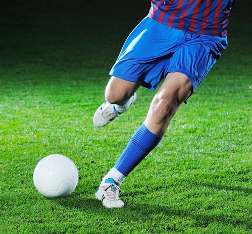Small business owners can use soccer for their promotional giveaways