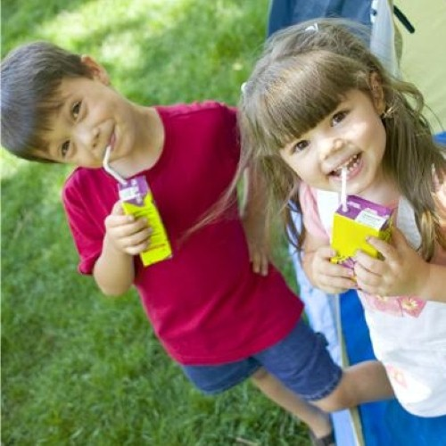 Target parents and children alike with youthful promotional products
