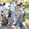 Thank your volunteers on Make A Difference Day
