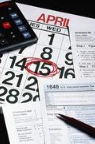 Using promotional products to stay organized during tax season