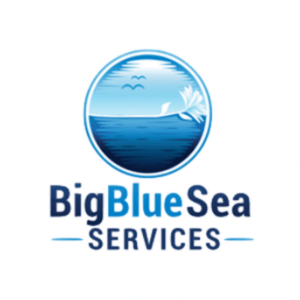 Big Blue Sea Services official logo.