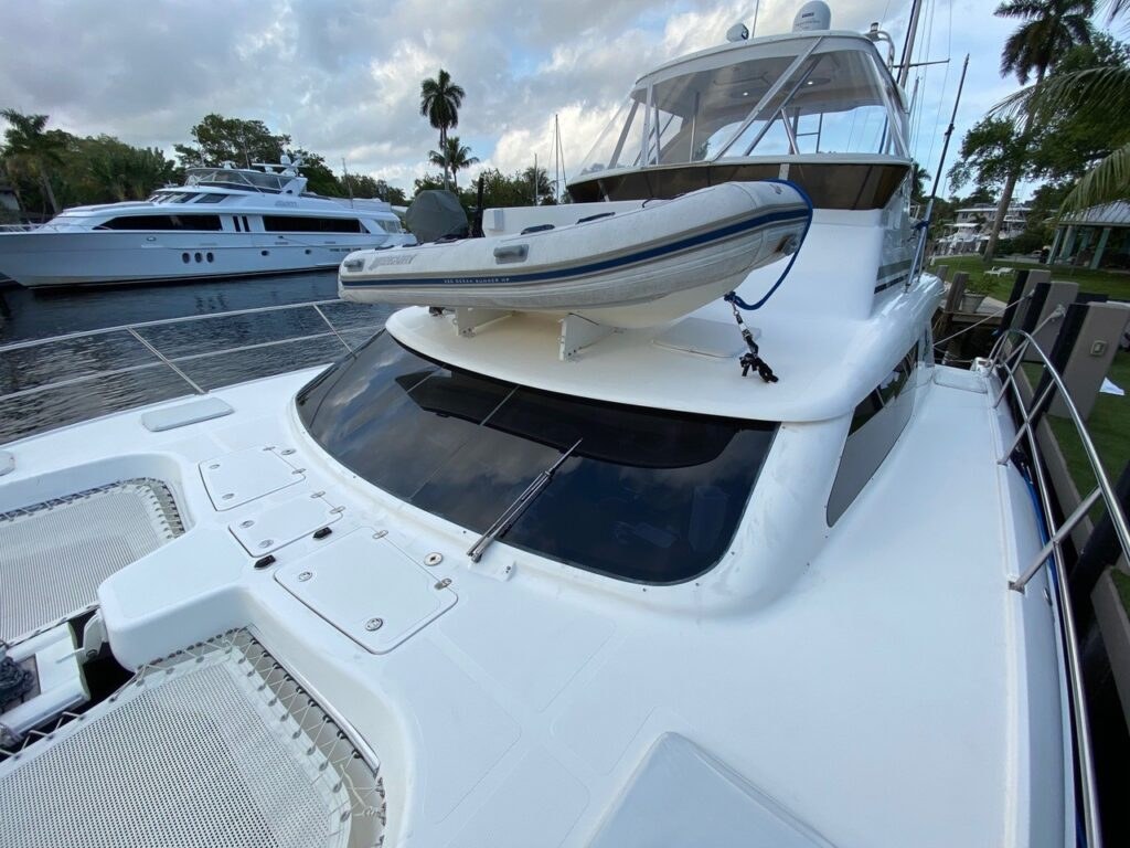 Yacht Charters Ash Scattering Services Gallery Image